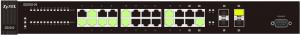 Port: 24: WAN (SFP) Port 23: WAN (RJ45)
